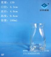 100ml方底布丁玻璃瓶