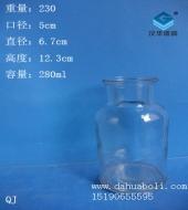 250ml广口试剂玻璃瓶