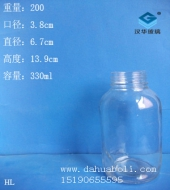 300ml枇杷膏玻璃瓶