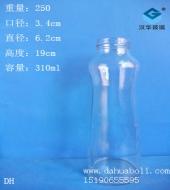 300ml玻璃果汁瓶