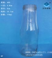 770ml牛奶玻璃瓶