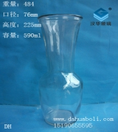 600ml玻璃花瓶