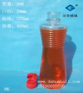 480ml螺丝麻油玻璃瓶