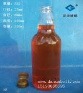 500ml酱油醋玻璃瓶