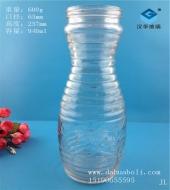 900ml出口玻璃奶瓶