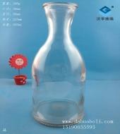 850ml小口牛奶玻璃瓶