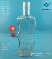 750ml出口玻璃酒瓶
