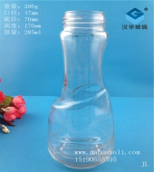 280ml玻璃果汁瓶