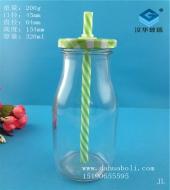 320ml玻璃果汁瓶