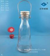500ml手提玻璃牛奶瓶