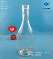 340ml酱油醋玻瓶