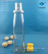 450ml方底玻璃麻油瓶