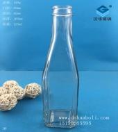 125ml方底橄榄油玻璃瓶