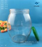 800ml大肚罐头玻璃瓶