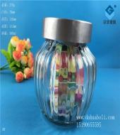 550ml出口玻璃储物罐