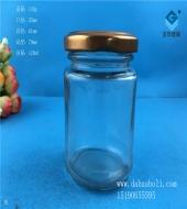 120ml辣椒酱玻璃瓶
