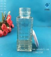 100ml方形酱菜玻璃瓶