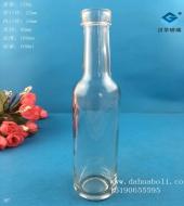 100ml小号红酒玻璃瓶