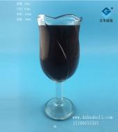 150ml玫瑰花玻璃杯