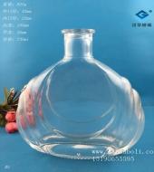 700ml出口伏特加玻璃酒瓶