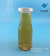 240ml牛奶玻璃瓶