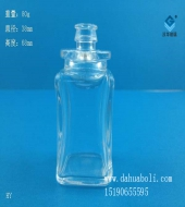 方形玻璃酒瓶盖