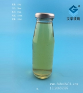 180ml饮料玻璃瓶