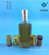 500ml八面玻璃酒瓶