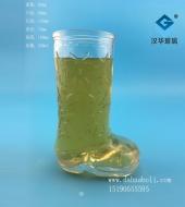 500ml啤酒玻璃鞋