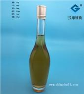 500ml晶白料玻璃酒瓶