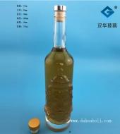 750ml精致葡萄酒玻璃瓶