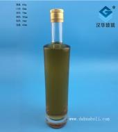 550ml圆形橄榄油玻璃瓶