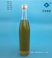 500ml牛二玻璃酒瓶
