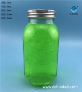 950ml出口梅森玻璃罐