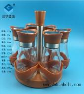 100ml胶泥色胡椒粉玻璃瓶