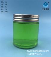 200ml直筒圆形蜂蜜玻璃瓶