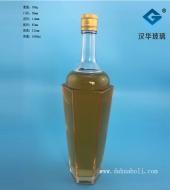 100ml六棱玻璃酒瓶