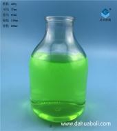 600ml压盖组培玻璃瓶