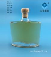 180ml玻璃扁酒瓶