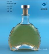 250ml出口洋酒玻璃瓶