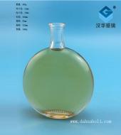 140ml玻璃扁酒瓶