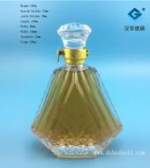 500ml高档洋酒玻璃瓶