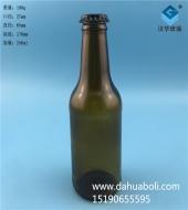 250ml茶色啤酒玻璃瓶