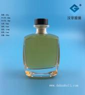200ml晶白料玻璃酒瓶