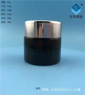 10ml茶色膏霜玻璃瓶