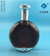 740ml出口洋酒玻璃瓶