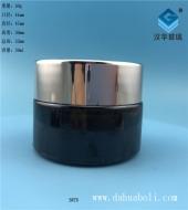 20ml茶色膏霜玻璃瓶