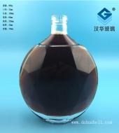 750ml出口高档洋酒玻璃瓶