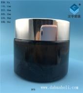 50ml茶色膏霜玻璃瓶