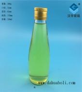 250ml果汁饮料玻璃瓶